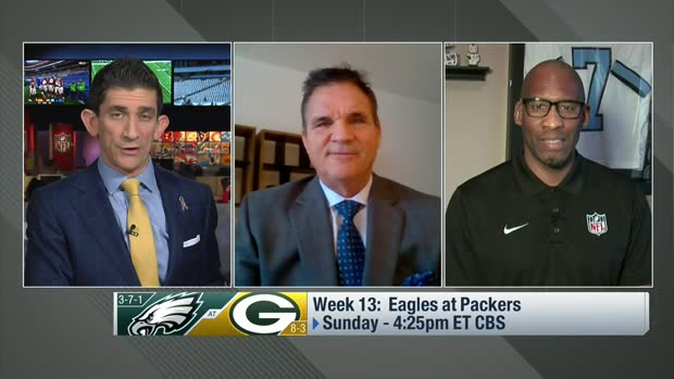 Baldinger, Brooks: Eagles-Packers scouting report for Week 13