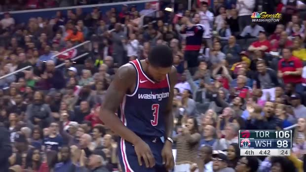Best of Bradley Beal Top Plays from the 2018-19 Season