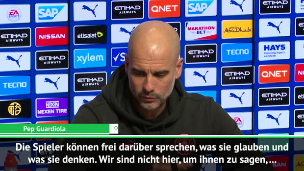 Guardiola & Zidane über Sterlings Real-Schwärmerei