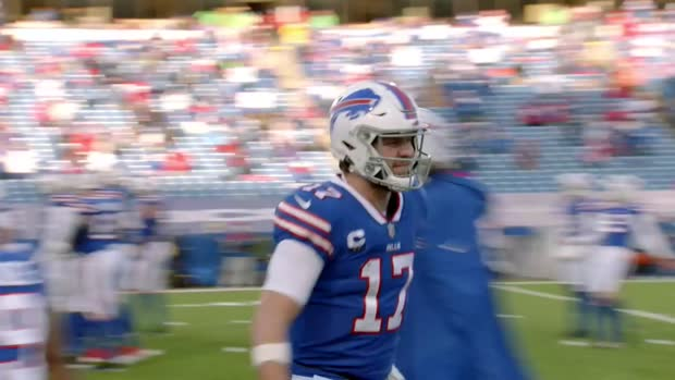 Next Gen Edge: Josh Allen's improvement enough to beat Chiefs?