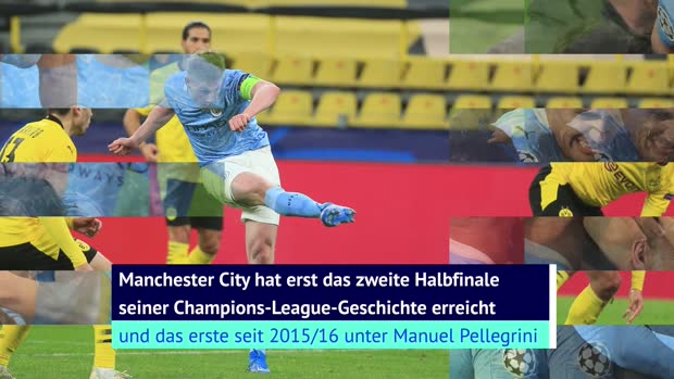 Duell der Youngsters: So schlug City den BVB