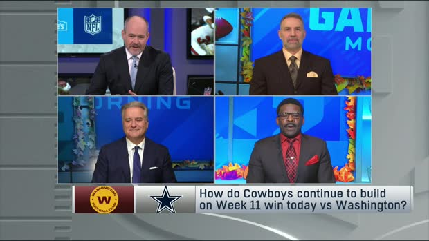 Michael Irvin identifies Cowboys' keys to victory over Washington