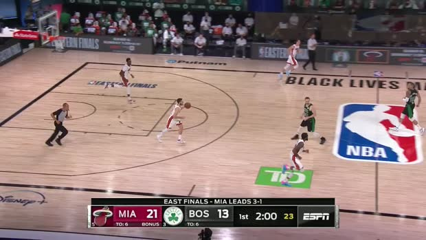 WSC: Jaylen Brown scores 28 points vs. Heat