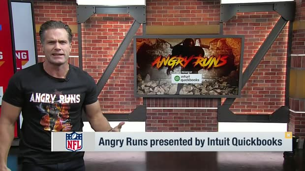 'GMFB' crowns Week 12 angry runs winner