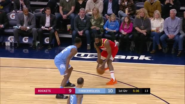 WSC: Russell Westbrook with 45 Points vs. Minnesota Timberwolves