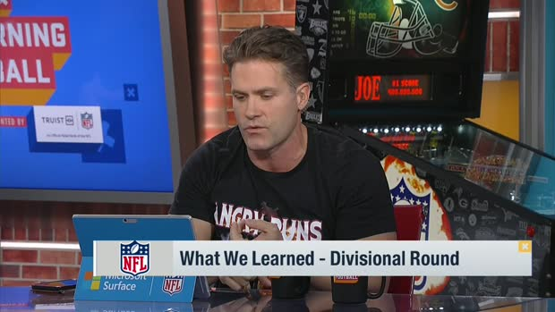 Kyle Brandt: Why the fumble touchback rule 'has to change'