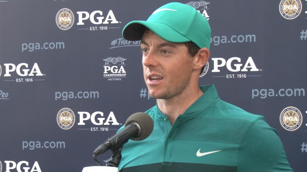 'Disheartening' to miss the cut - McIlroy