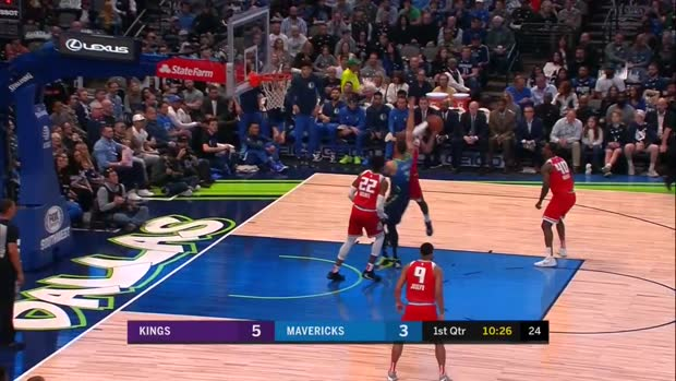 WSC: Nemanja Bjelica with 30 Points vs. Dallas Mavericks