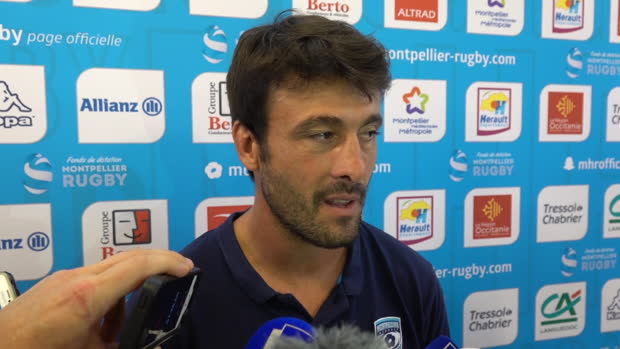 Top 14 - 8e j. : Garbajosa : 'On en avait besoin'
