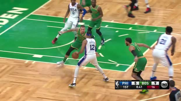 WSC: Joel Embiid with 38 Points vs. Boston Celtics