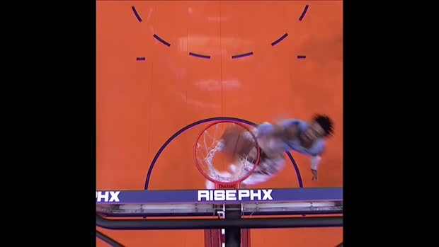 Best Rookie Dunks of the Season so Far