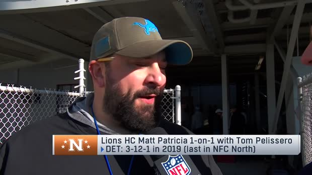 Detroit Lions head coach Matt Patricia shares what he's looking for in 2020 Reese's Senior Bowl practices