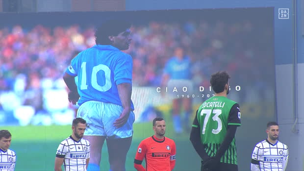 Serie A: Sassuolo - Inter Mailand | DAZN Highlights