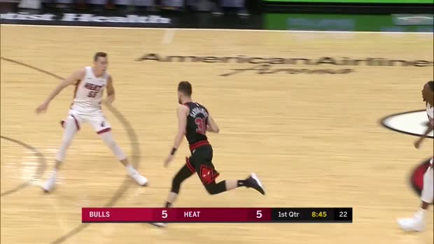 WSC: Lauri Markkanen (22 points) Highlights vs. Miami Heat