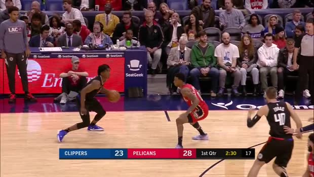WSC: Paul George with 33 Points vs. New Orleans Pelicans