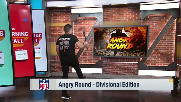 'GMFB' crowns Divisional Round angry runs winner