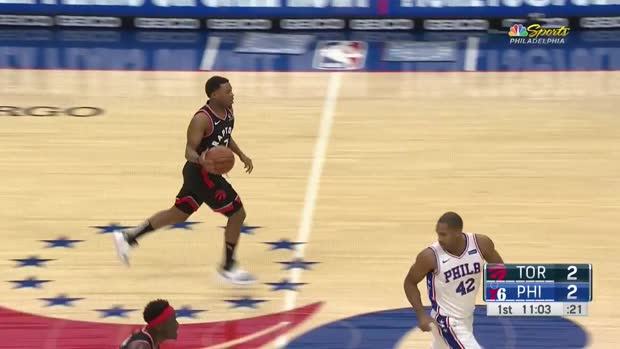 WSC: Kyle Lowry (26 points) Highlights vs. Philadelphia 76ers