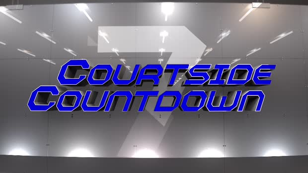 Courtside Countdown - Top 10 of the NBA Playoffs