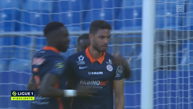 Ligue 1: Montpellier - Straßburg | DAZN Highlights