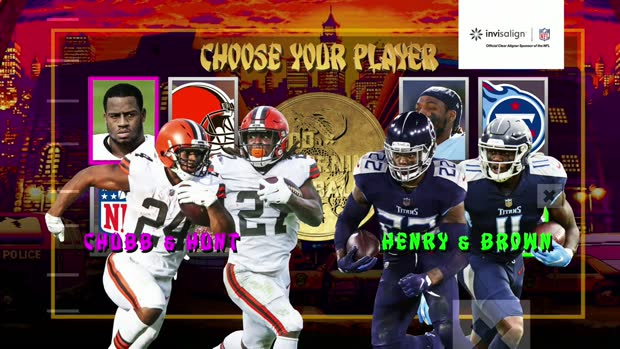 Chubb-Hunt vs. Henry-Brown: Who is the better duo?
