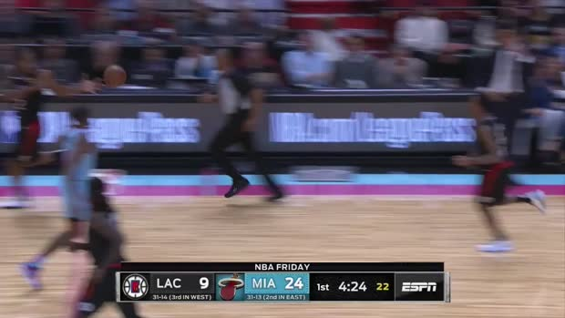 WSC: Kawhi Leonard Posts 33 points, 10 assists & 11 rebounds vs. Miami Heat