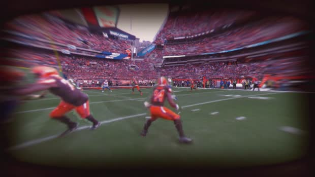 True View: New angles of top plays from Browns' win | Week 10