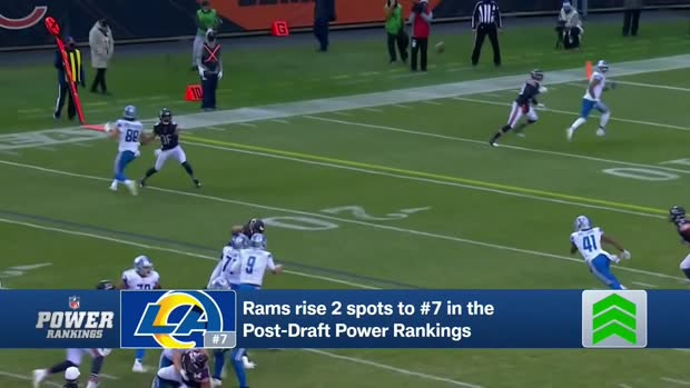 Hanzus: Why Rams rose up post-draft power rankings