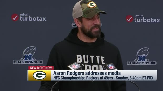 Green Bay Packers quarterback Aaron Rodgers: Dynamic personalities on both sides of the ball helps player-led Packers