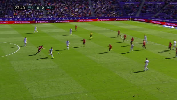 LaLiga: Real Valladolid - Mallorca | DAZN Highlights