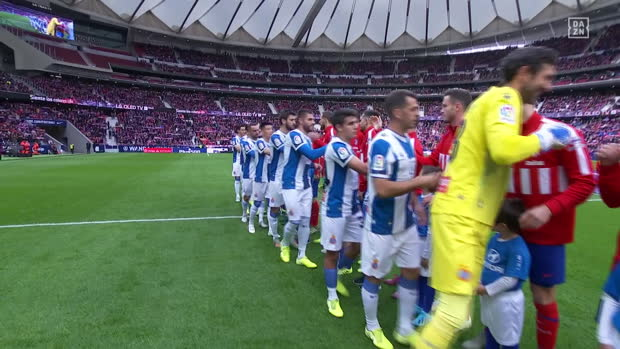 LaLiga: Atletico Madrid - Espanyol | DAZN Highlights