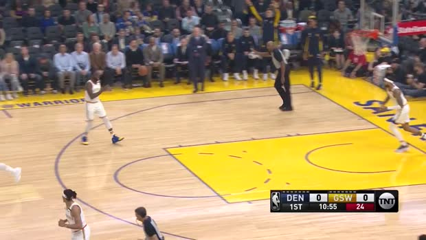 WSC: Will Barton with 31 Points vs. Golden State Warriors