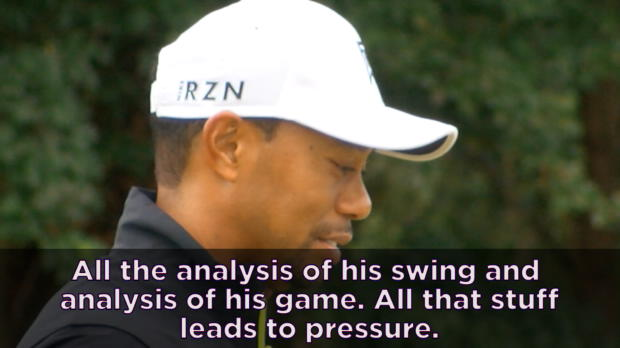 Pressure on Woods means he's right to wait - Mickelson