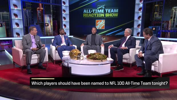 Former DBs and specialists pick which players should have made All-Time Team