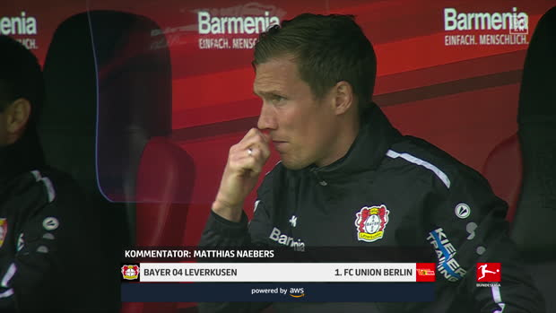 Bundesliga: Bayer 04 Leverkusen - 1. FC Union Berlin | DAZN Highlights