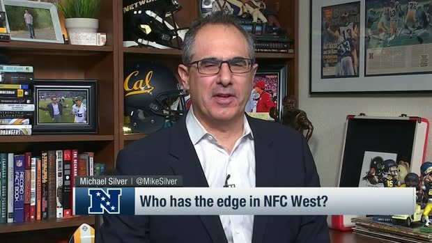 Silver, Wyche at odds over who'll win NFC West in 2020