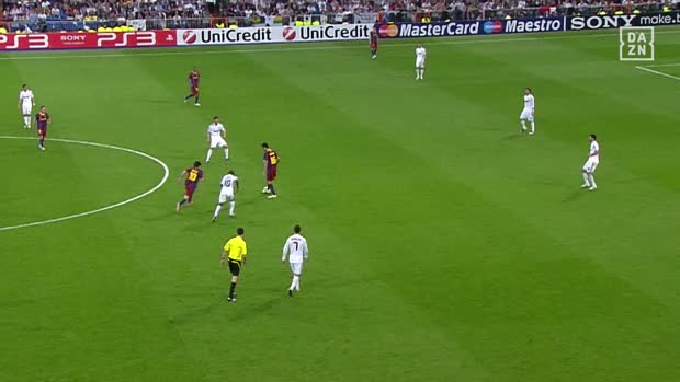 Mega-Solo! Messi zerlegt Real-Defensive | DAZN CL Archiv