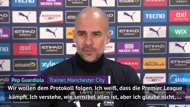 Premier League Trainer reagieren: Die Torjubeldiskussion
