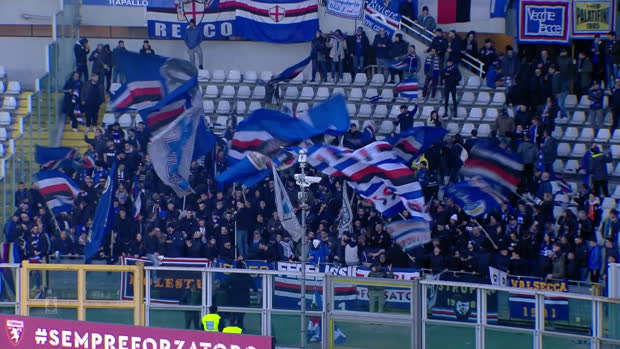 Serie A: FC Turin - Sampdoria | DAZN Highlights