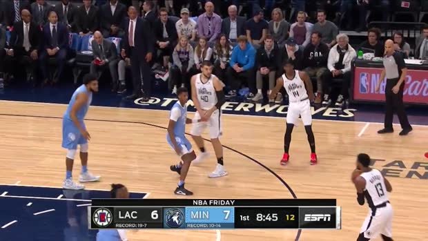 WSC: Paul George with 46 Points vs. Minnesota Timberwolves