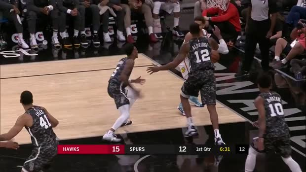 WSC: Trae Young with 31 Points vs. San Antonio Spurs