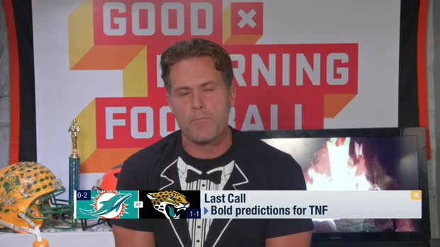 'GMFB' makes bold predictions for Dolphins-Jaguars 'TNF' matchup