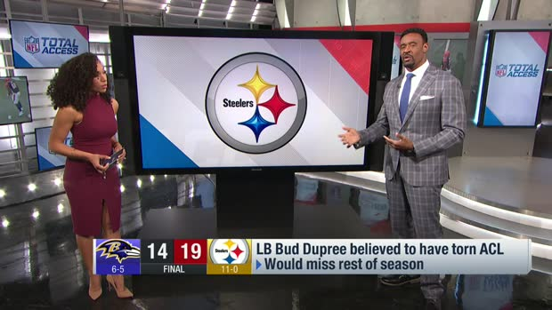 McGinest: How Dupree's injury affects Steelers' defense moving forward