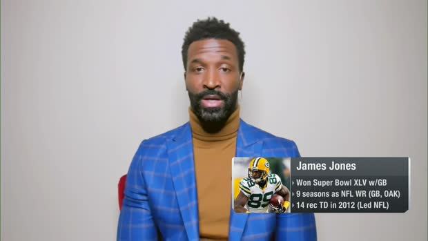 James Jones: 'Tom (Brady) looked bad' vs. Rams in prime time