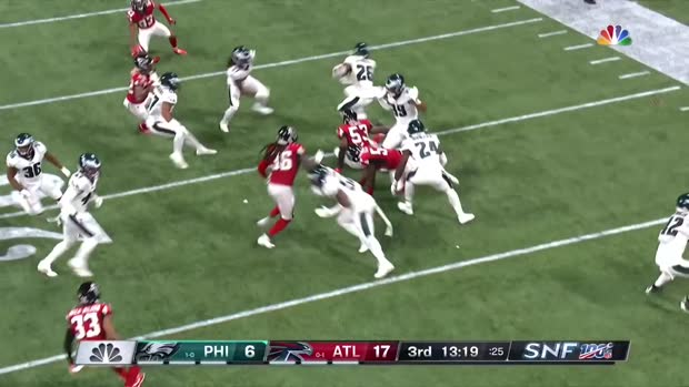 Philadelphia Eagles running back Miles Sanders rookie highlights | 2019 season