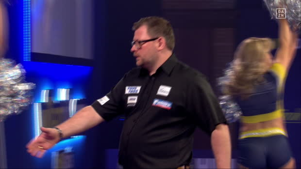 World Darts Championship: Day 12 - Session 1 | DAZN Highlights