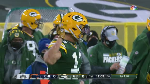 Aaron Rodgers' best throws from 4-TD game | Week 12