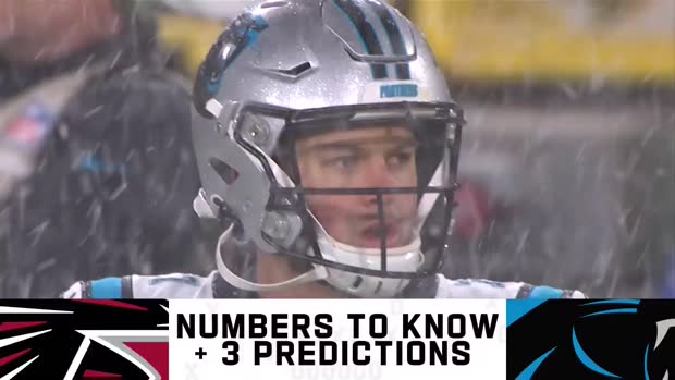 Falcons vs. Panthers preview | Week 11