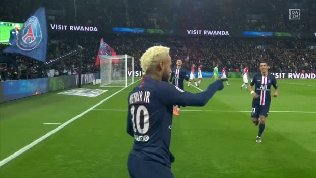 Best-of Ligue 1: Top 5 Tore von Neymar 2019/20 | DAZN