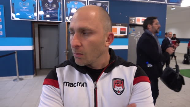 Top 14 - 10e j. : Mignoni : 'Un sentiment de honte'