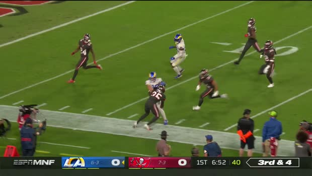 Best plays by Cooper Kupp, Robert Woods on 'MNF' | Week 11